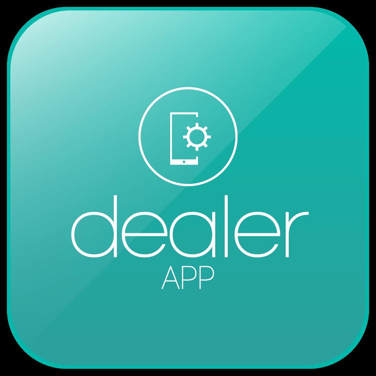 app distribución de simcard y equipos
